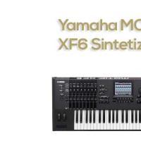 Yamaha MOTIF XF6 Sintetizador